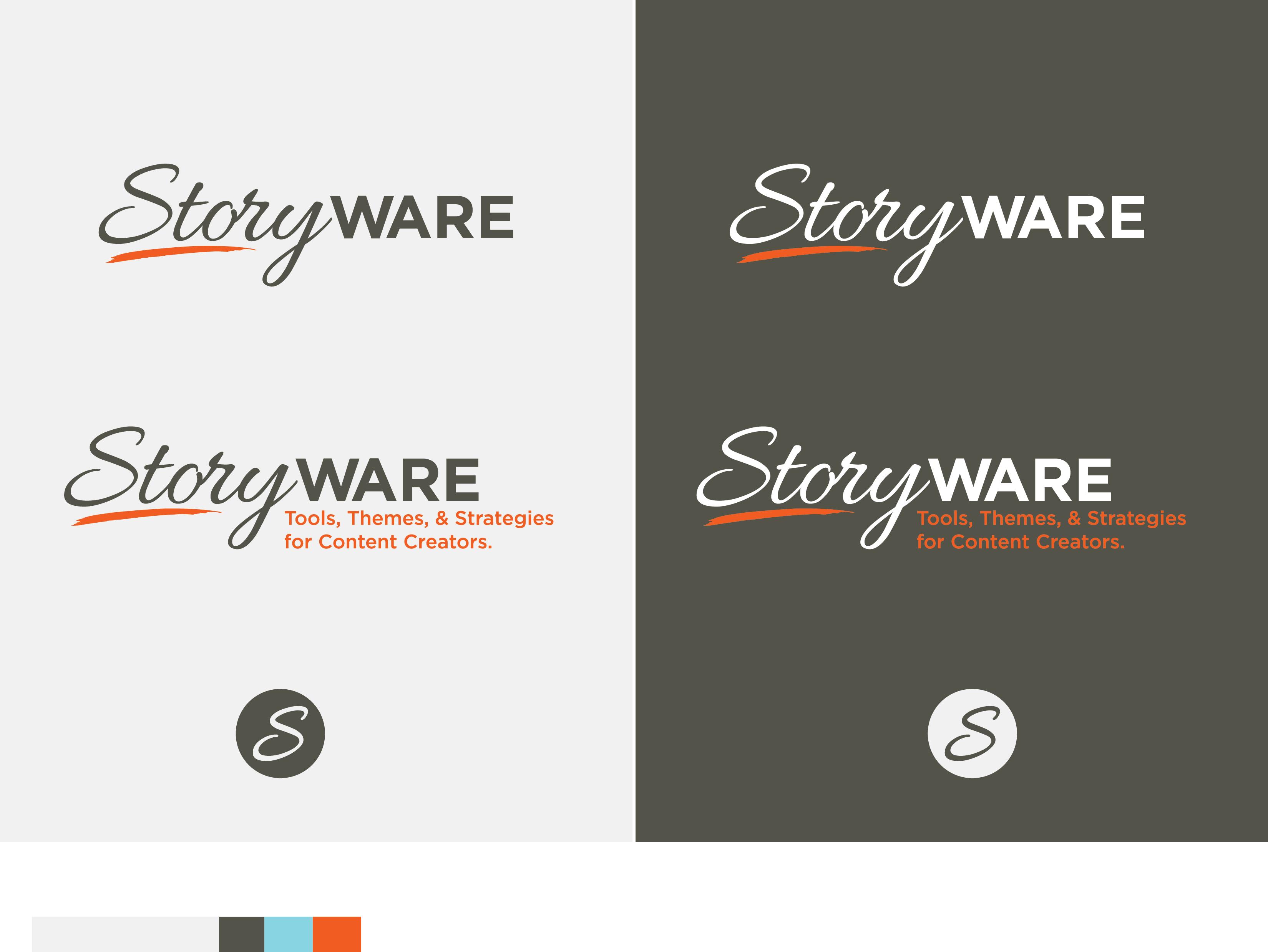 Storyware logos 1.0