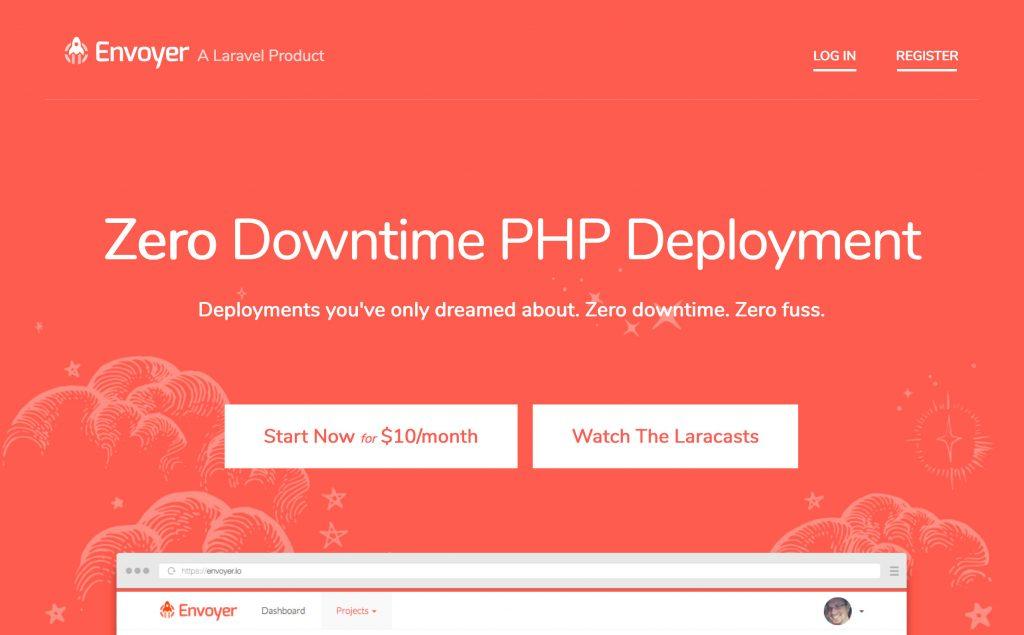 Enovyer - PHP Deployment