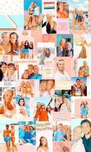 digital collage - Lydia blog