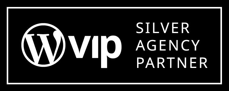WordPress VIP Silver Agency Partner logo
